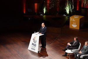 Việt Nam thúc đẩy hợp tác tăng trưởng xanh