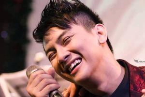 Ca sĩ Hoài Lâm dừng hát 2 năm 'để nghỉ ngơi, học thêm'