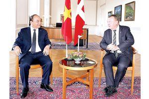 Đưa quan hệ Đối tác toàn diện Việt Nam - Đan Mạch đi vào chiều sâu, hiệu quả