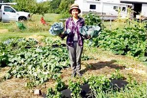 Làm nông ở Mỹ