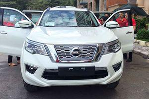 Cận cảnh Nissan Terra mới giá từ 986 triệu tại Việt Nam