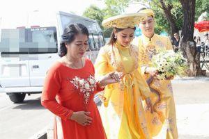 Lâm Khánh Chi: 'Mẹ chồng tôi chưa bao giờ sợ tôi'