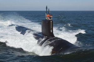 Mỹ hạ thủy 2 tàu ngầm tấn công mới nhất có khả năng mang theo 12 tên lửa Tomahawk