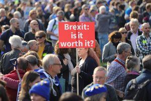 Gần 700.000 người tuần hành đòi bỏ phiếu lại về Brexit ở London