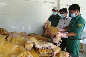 Sản xuất, kinh doanh thực phẩm bẩn bị phạt tiền gấp 7 lần giá trị hàng hóa