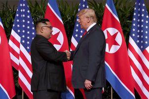 Thượng đỉnh Mỹ - Triều lần 2 diễn ra đầu năm 2019