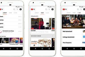 YouTube TV tặng quà người dùng sau sự cố bị sập
