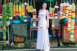 Áo dài Việt ở Malaysia