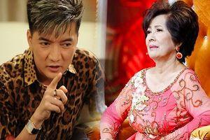 Mr Đàm bênh Dương Triệu Vũ, 'tố' Phương Dung gọi là 'Đàm Vĩnh Biệt'