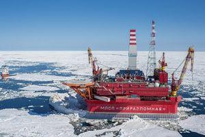 Nga xuất khẩu 20 triệu tấn dầu Bắc Cực