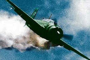 Ngày này năm xưa: Cú tấn công tự sát kinh hoàng của phi công Nhật