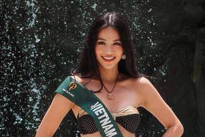 Phương Khánh tiết lộ bí quyết đoạt Huy chương bạc phần thi bikini tại Miss Earth 2018