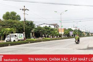 Hơn 70 tỷ đồng 'thay áo' đường Hà Huy Tập và Trần Phú