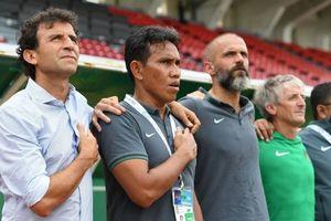 AFF Cup 2018: Indonesia sa thải HLV Luis Milla, Bima Sakti tạm thời cầm quân