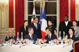 Tổng thống Hàn Quốc tìm kiếm sự ủng hộ việc thiết lập hòa bình trên bán đảo Triều Tiên