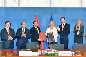 Cột mốc mới trong quan hệ của Việt Nam với các đối tác châu Âu