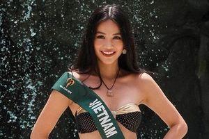 Đại diện Việt Nam tiếp tục giành huy chương tại cuộc thi Hoa hậu Trái đất