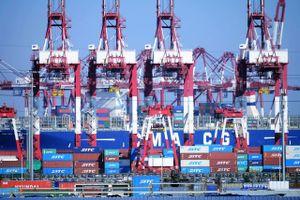 Vì chiến tranh thương mại kinh tế Trung Quốc tăng trưởng thấp nhất kể từ 2009