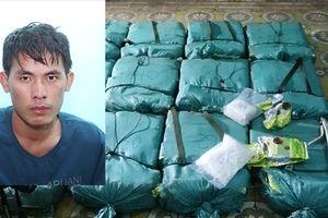 Thanh niên người Lào mang hơn 300kg ma túy đá vào Việt Nam
