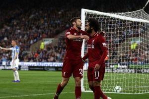 Chấm dứt chuỗi tịt ngòi, Salah vẫn khiêm tốn
