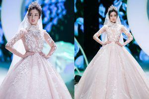 Hết nhiệm kỳ Hoa hậu, Đỗ Mỹ Linh làm cô dâu dù 'chưa biết chú rể là ai, cứ xinh cái đã'
