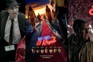 'Bad Times at the El Royale': Ván cờ cân não mang hơi hướng Quentin Tarantino
