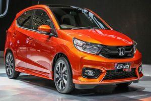 'Chậm chân' về Việt Nam, Honda Brio có làm nên chuyện?