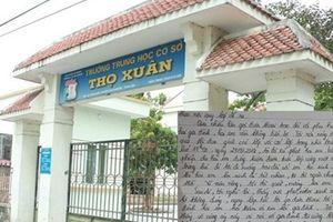 Sự thật về vụ cô giáo ở Hà Nội bắt học sinh tát nhau