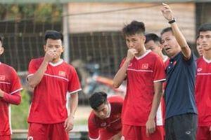 Cơn bĩ cực của đội bóng Việt Nam từng dự World Cup