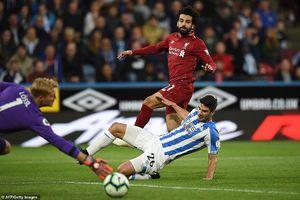 Toàn cảnh chiến thắng nhàn nhã của Liverpool trước Huddersfield