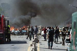 Bạo lực bùng phát trong ngày bầu cử Quốc hội Afghanistan
