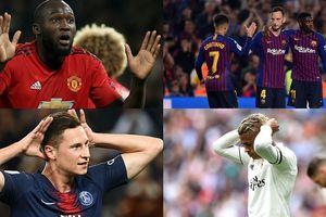 Bảng xếp hạng 10 đội bóng đắt giá nhất thế giới: MU 'hít khói' Barca