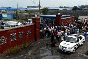 Hầm mỏ rung chuyển ở Trung Quốc, 22 người mắc kẹt