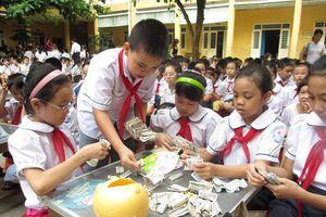Phong trào chữ thập đỏ trong trường học: Cần thiết, hữu ích