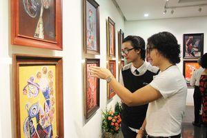 Triển lãm 'Những nét văn hóa của các dân tộc Việt Nam'