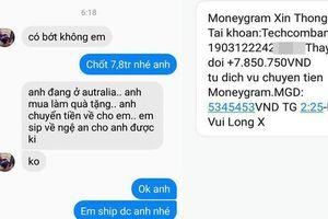 Cảnh báo đường link lạ 'hút' sạch tiền trong tài khoản