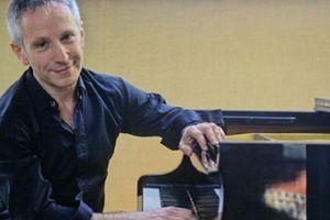 Nghệ sĩ piano nổi tiếng của Pháp biểu diễn tại Việt Nam
