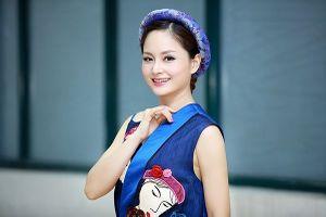 Diễn viên Lan Phương lấy lại vóc dáng thon thả sau sinh