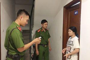 Tăng cường kiểm tra lưu trú, chặn tội phạm