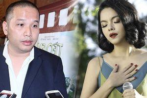 Đạo diễn Quang Huy lên tiếng về thông tin đang làm thủ tục ly hôn