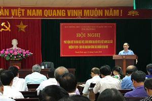 Ninh Thuận: Phát động đợt thi đua đặc biệt chào mừng Đại hội