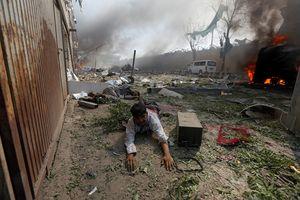 Syria tố cáo Mỹ không kích làm 62 dân thường thiệt mạng