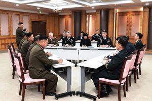 Hai miền Triều Tiên, Bộ Tư lệnh LHQ hội đàm lần hai