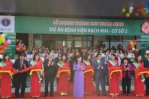 Sắp đưa cơ sở 2 của BV Bạch Mai và Việt Đức vào hoạt động