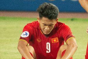 Cầu thủ U19 Việt Nam thất vọng sau khi thua Australia