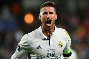 Sergio Ramos nổi cơn thịnh nộ, dằn mặt đồng đội trẻ