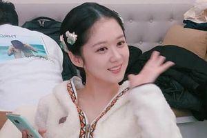 Jang Nara được khen trẻ trung như thiếu nữ ở tuổi 37
