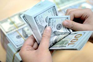 Tỷ giá trung tâm giảm, thị trường tự do tăng khá cao giá USD