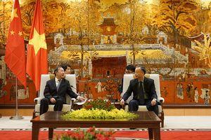 Hà Nội - Thượng Hải tăng cường hợp tác phát triển đô thị