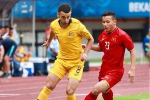 U19 Việt Nam thua trận thứ 2 liên tiếp tại giải U19 châu Á